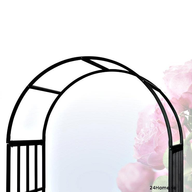 rosenb ge med b nk pergola spalje tr dg rd v xtst d p. Black Bedroom Furniture Sets. Home Design Ideas