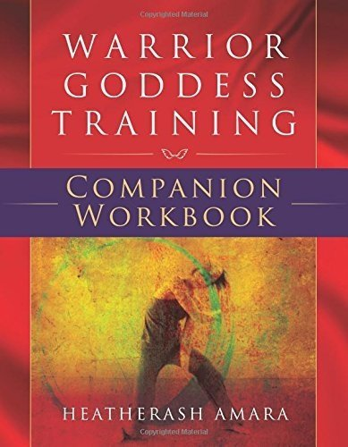 Warrior Goddess Training Companion Workbook 9781781807910