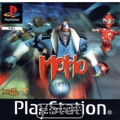 MOHO (komplett) till Sony Playstation, PS1