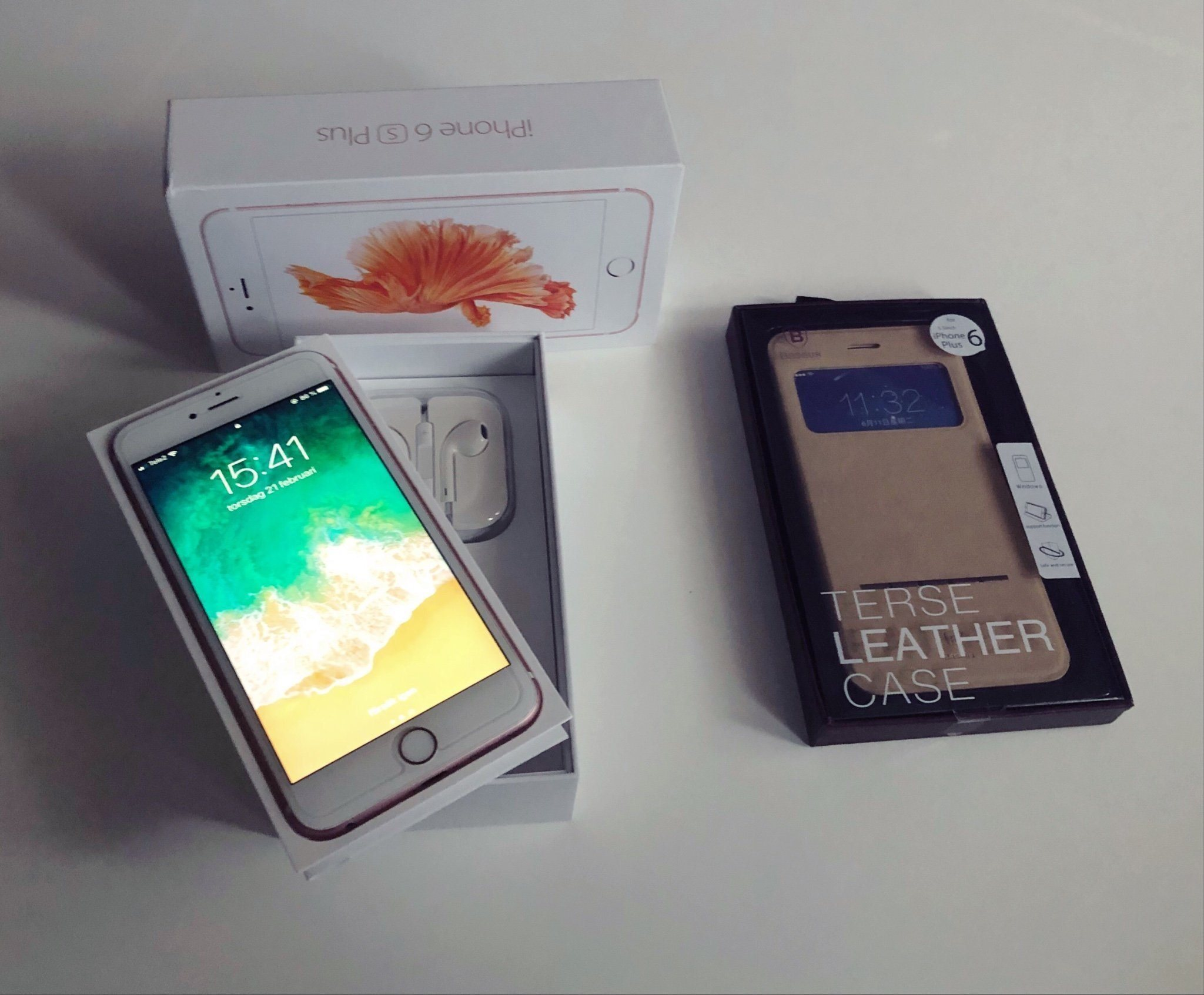iPhone 6S Plus 64Gb i Rose gold 3ddc5a25fb4d1