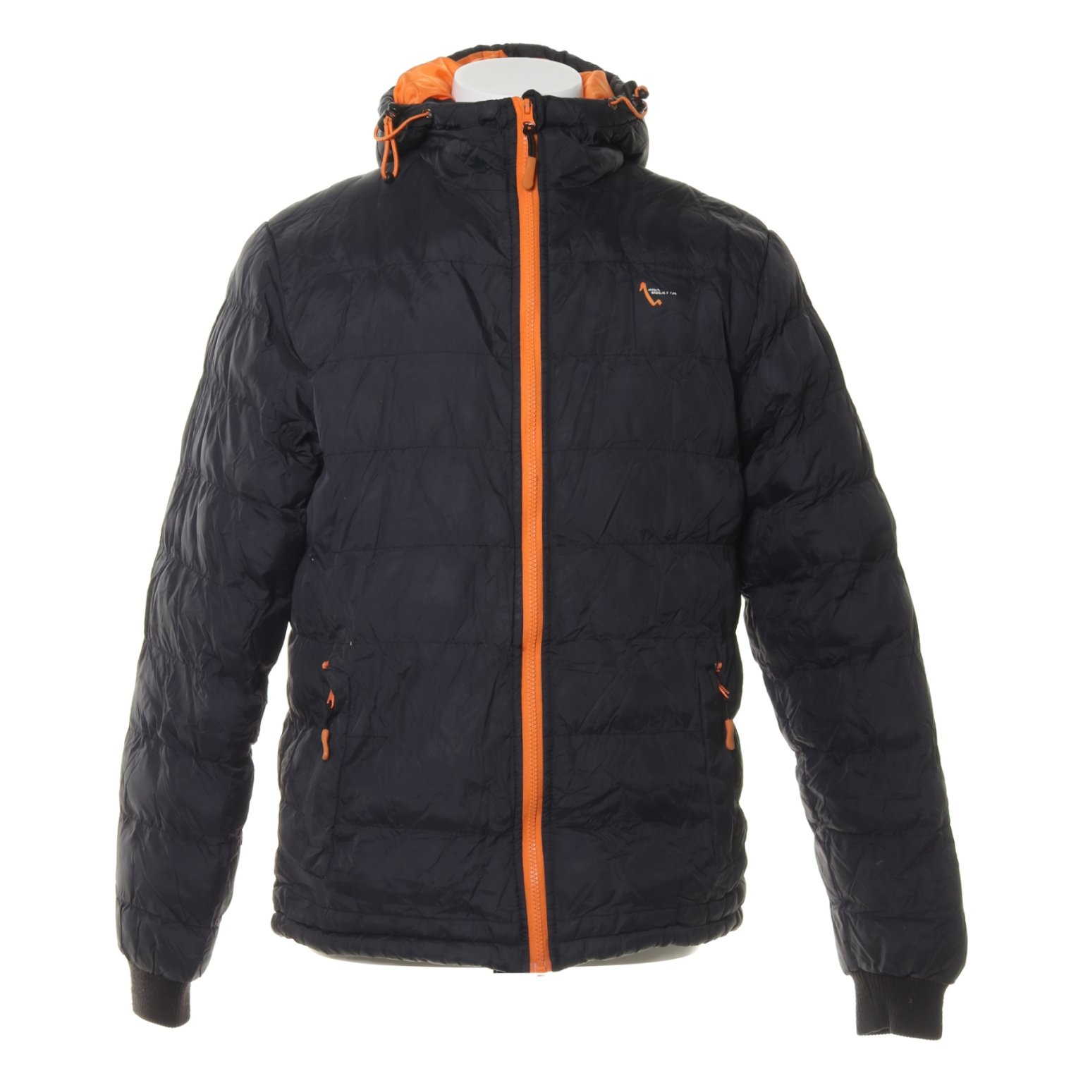 High Mountain, Vinterjacka, Strl: 48, Svart, Nylon/Polyester