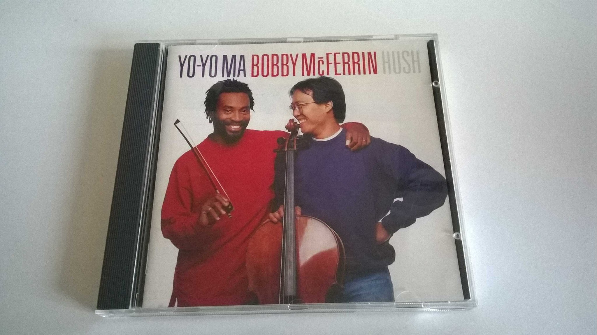 Bobby McFerrin & Yo-Yo Ma - Hush, CD