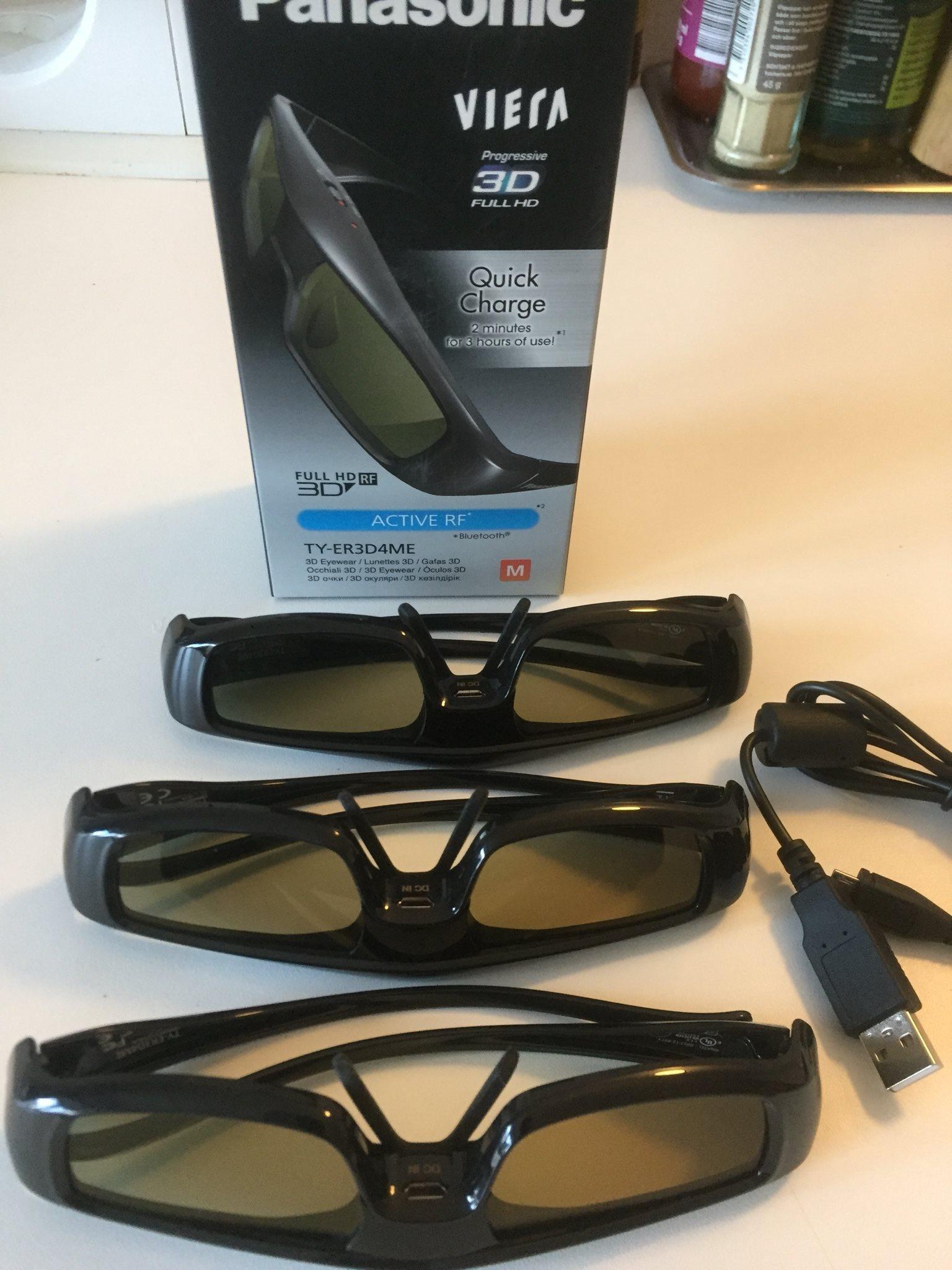 3D Glasögon (336395061) ᐈ Köp på Tradera 2f835ac728140