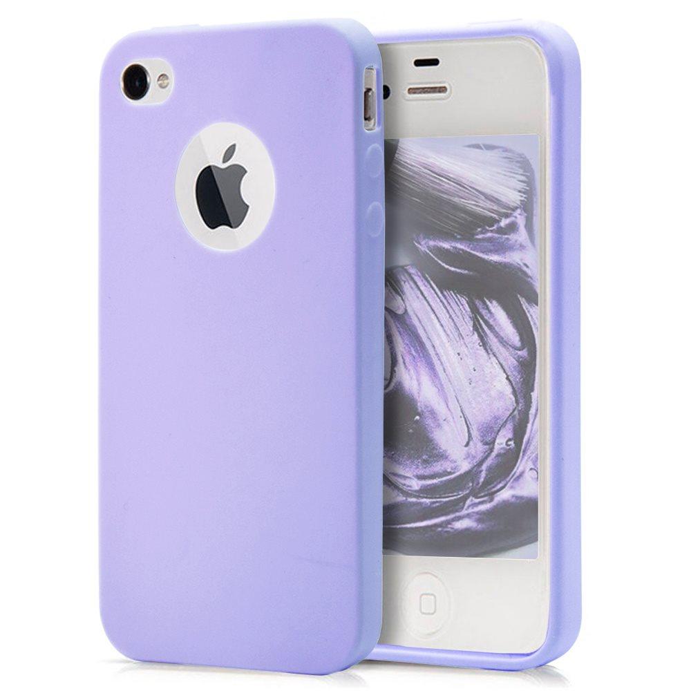 Skal till Apple iPhone 4   4s Lila T.. (324501915) ᐈ RushTrading på ... 7c4a82499d145