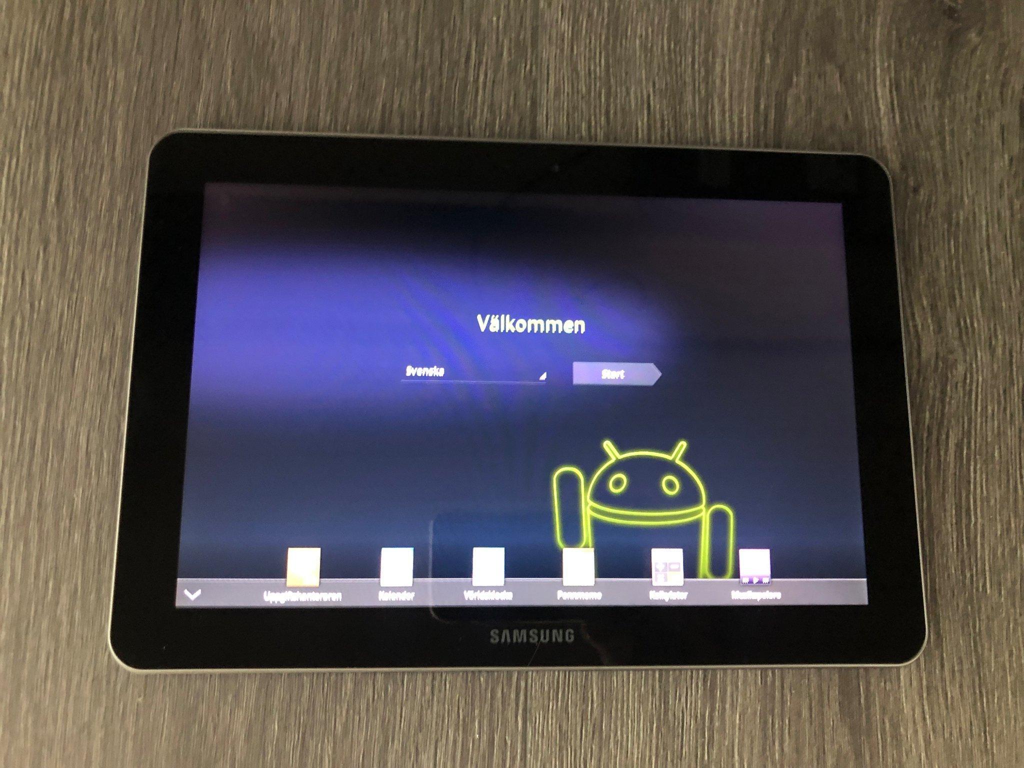 Samsung Galaxy Tab 10.1 (397505286) ᐈ Köp på Tradera