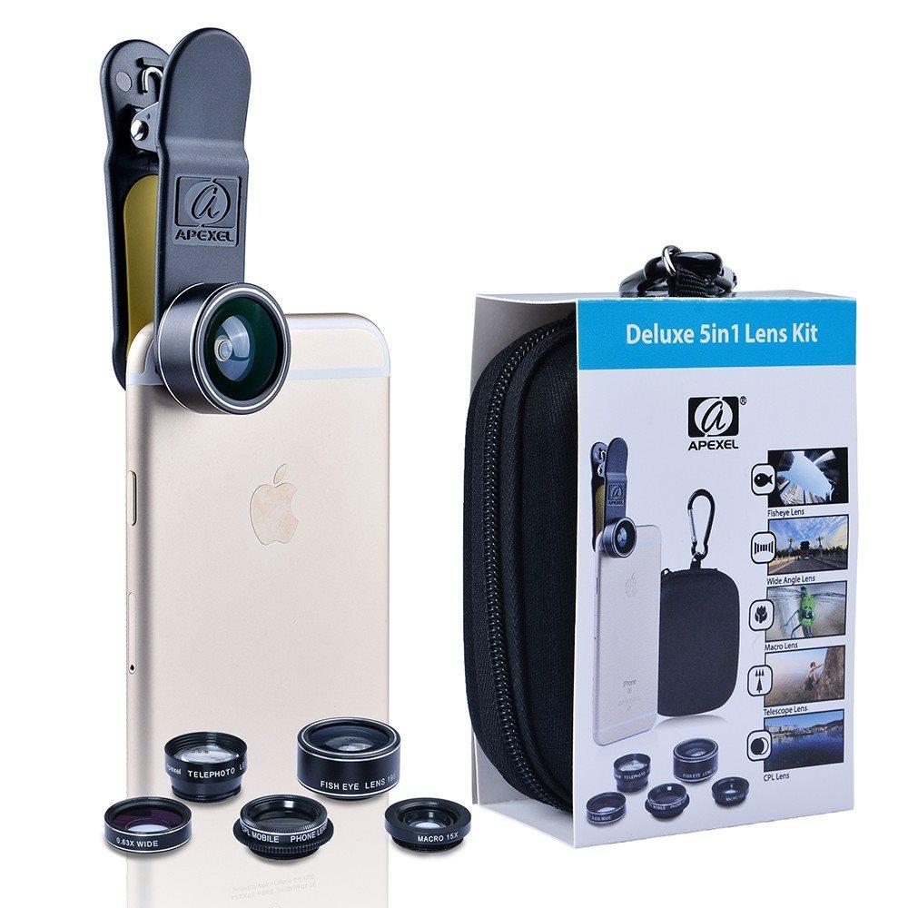 kamera på mobil