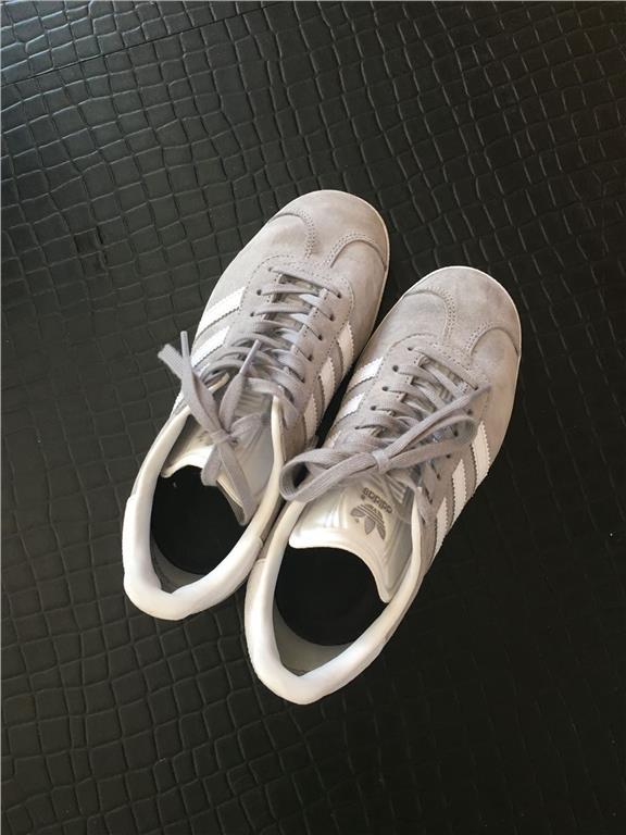 Adidas Gazelle Grå