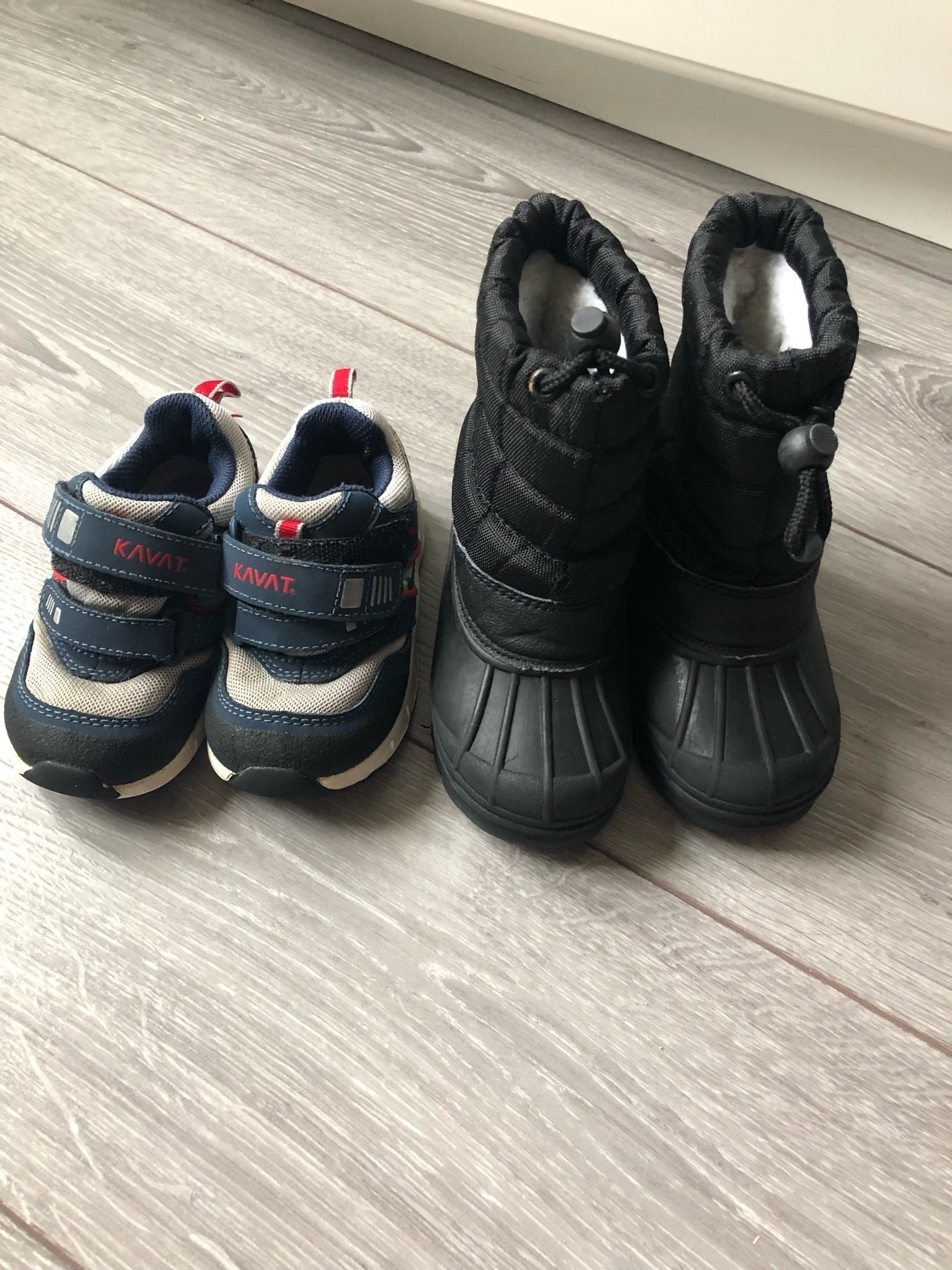 purchase cheap 8c667 fc877 Barn skor. Kavat storlek 23, MyWear storlek 24.