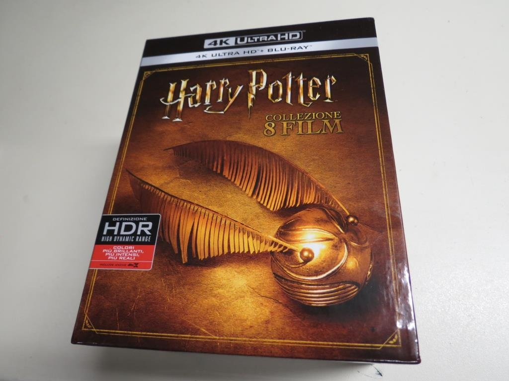 HARRY POTTER: 8-MOVIE COLLECTION (4K Ultra HD +   (358935497
