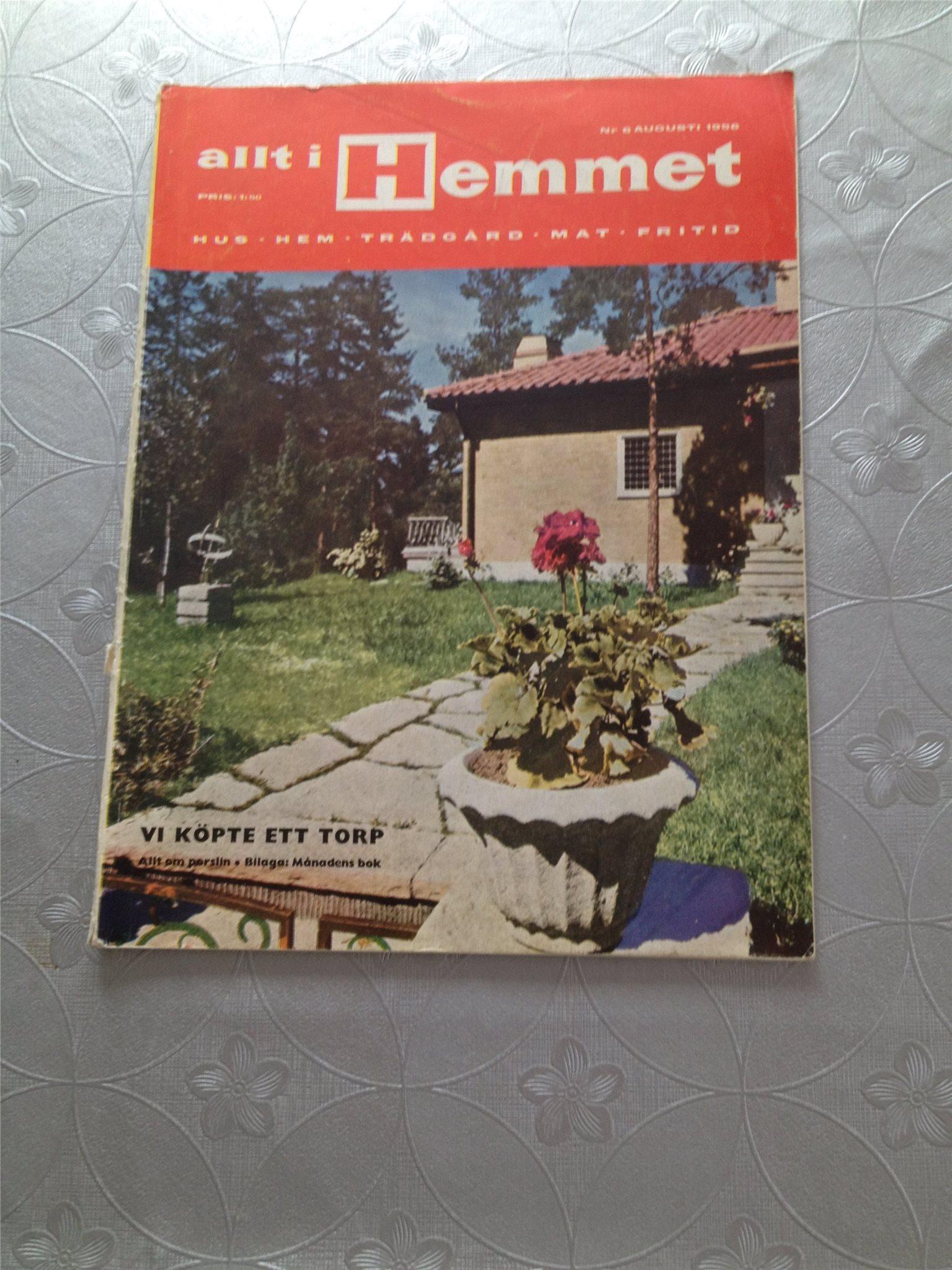 allt i hemmet 1956