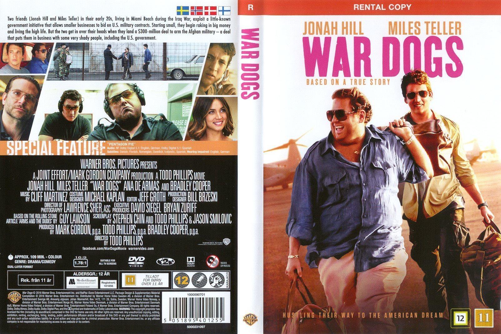 war dogs english subtitles