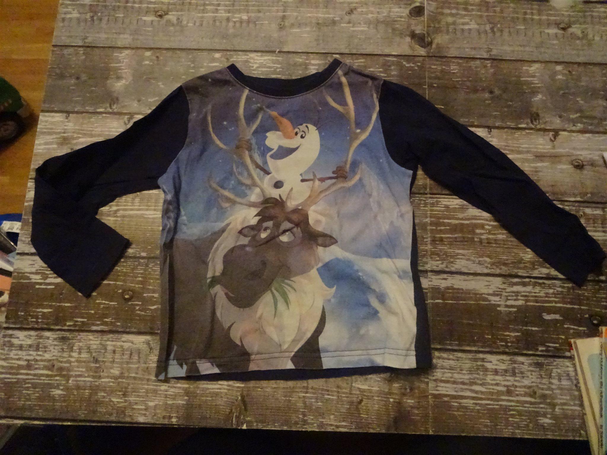 frost olof tröja