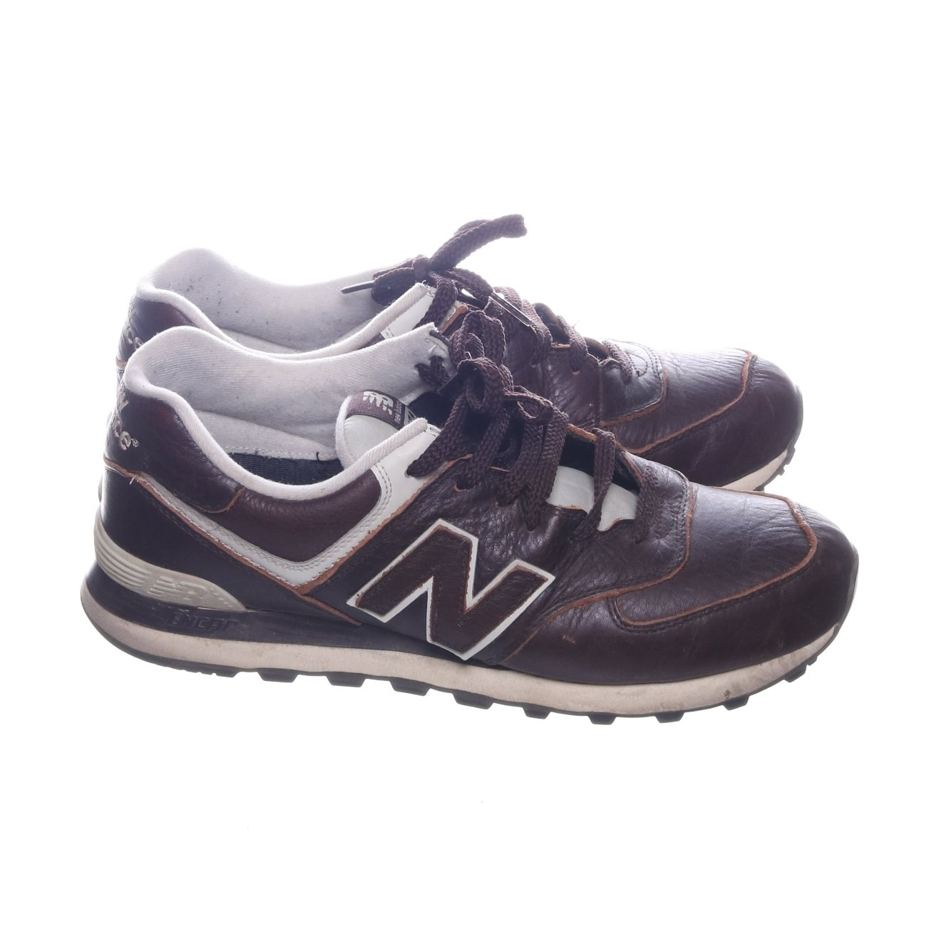 size 40 47500 26861 New Balance, Sneakers, Strl: 44, ML574LUA, Brun