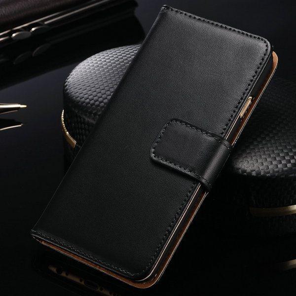 Äkta Läder iPhone 6   6S Plånboksfodr.. (239599870) ᐈ EUStore.se på ... 9e01de871c4bc