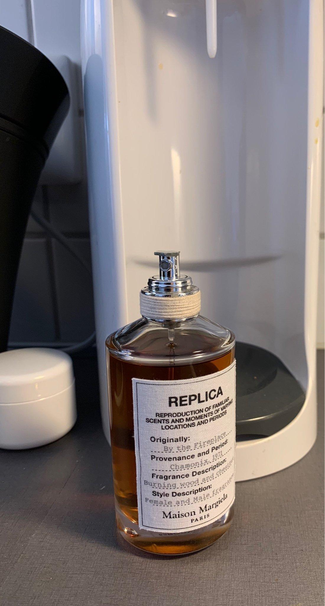 Replica By The Fireplace EdT, 100 ml Parfym & EdT Köp