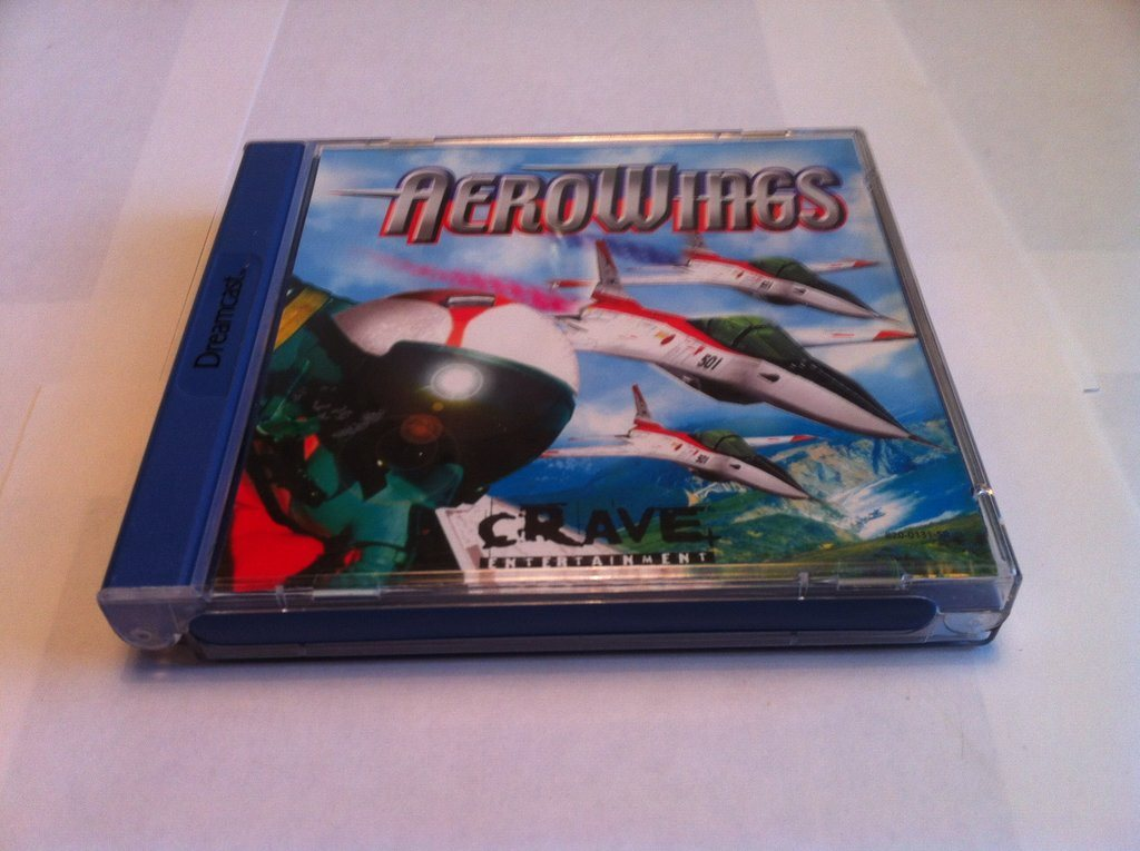 Dreamcast: Aerowings/Aero Wings
