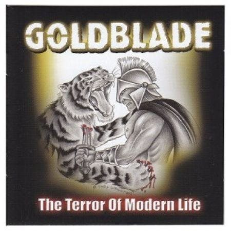 Goldblade - The Terror of Modern Life - LP NY - FRI FRAKT