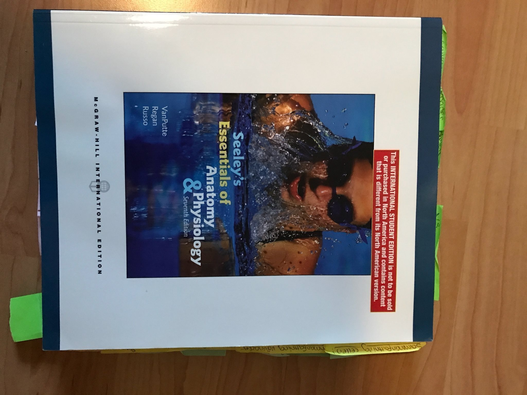 Old Fashioned Seeley Anatomy And Physiology 8th Edition Ideas ...