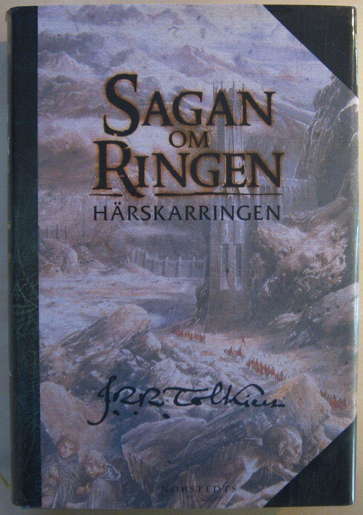 Härskarringen - J. R. R. Tolkien