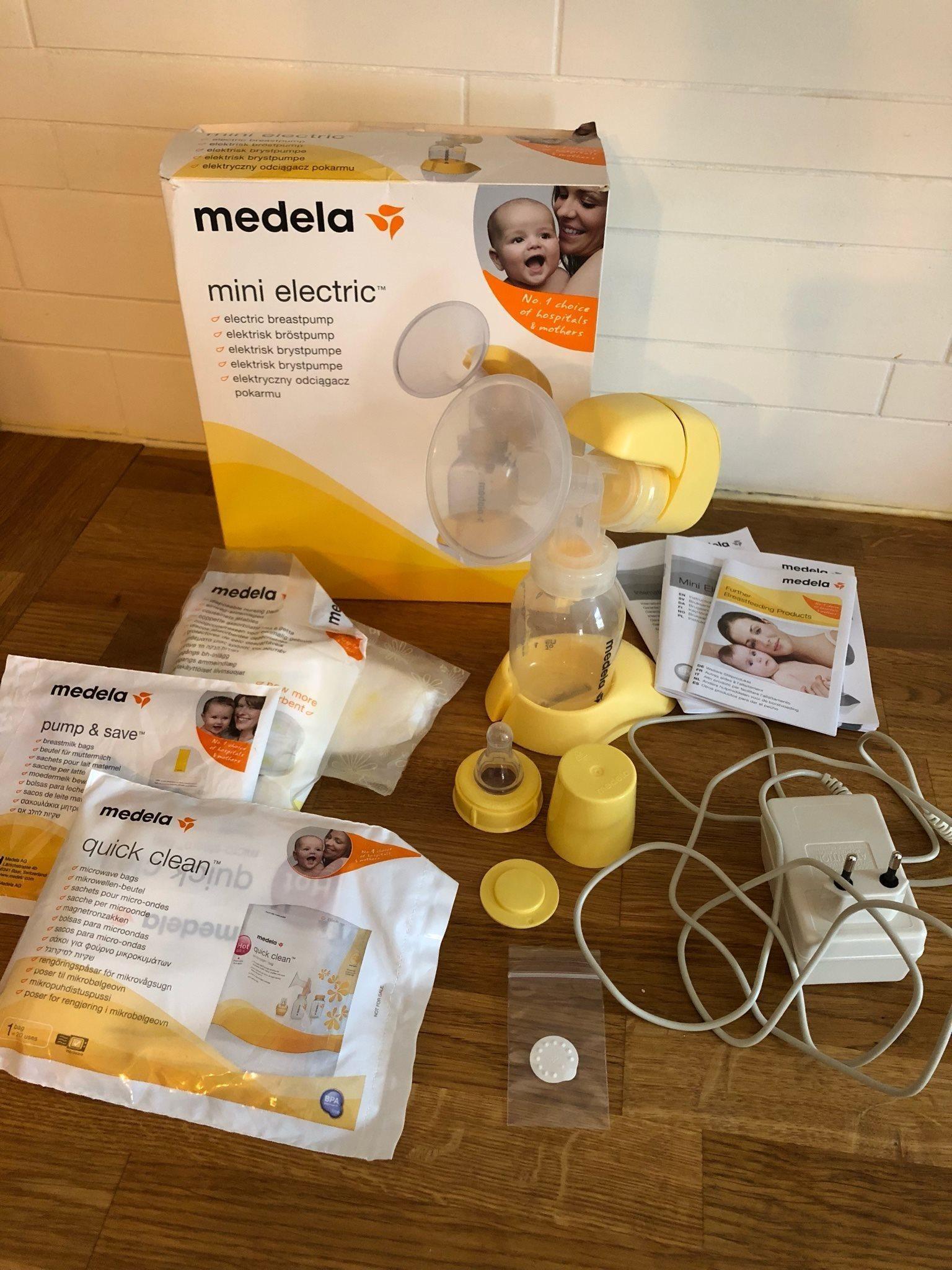 Medela amningspump (339564834) ᐈ Köp på Tradera cc3841723b900