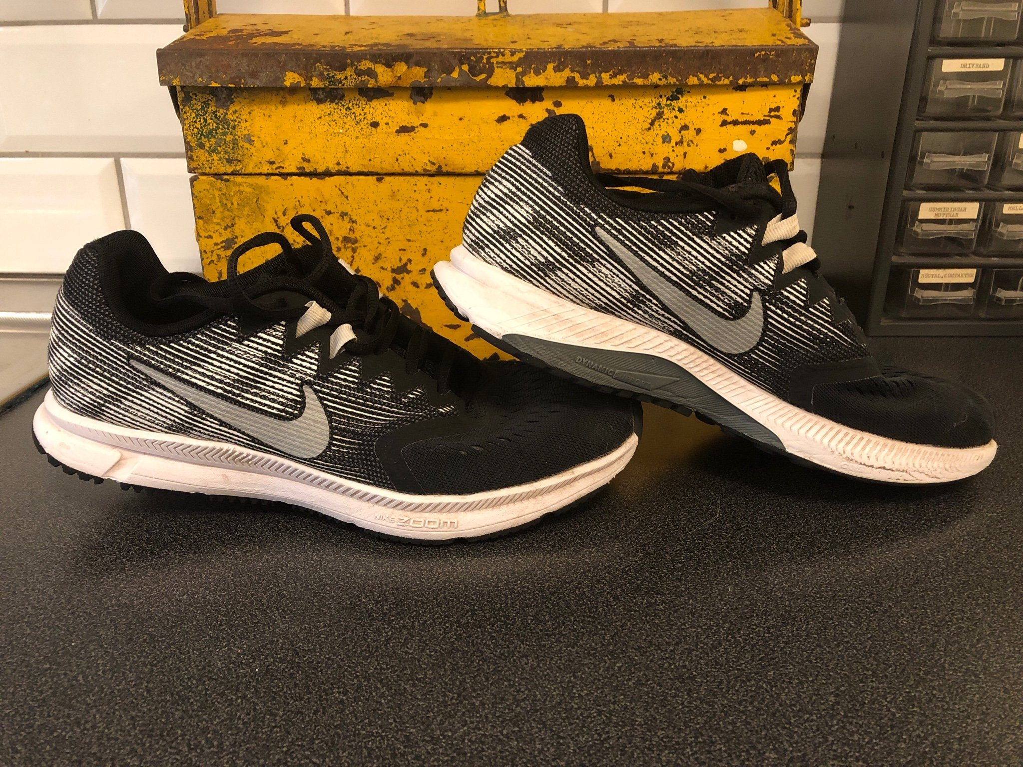 low priced 143ec 6f755 Nike zoom span 2 stl 41 löparskor running ...
