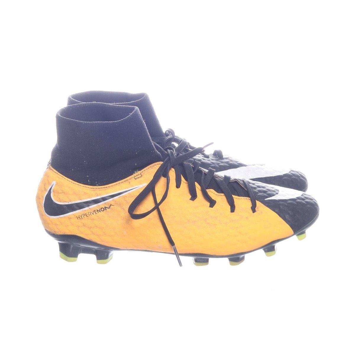best sneakers 8defe 3a65d Nike, Fotbollsskor, Strl  42, HyperVenom, Orange Svart Vit