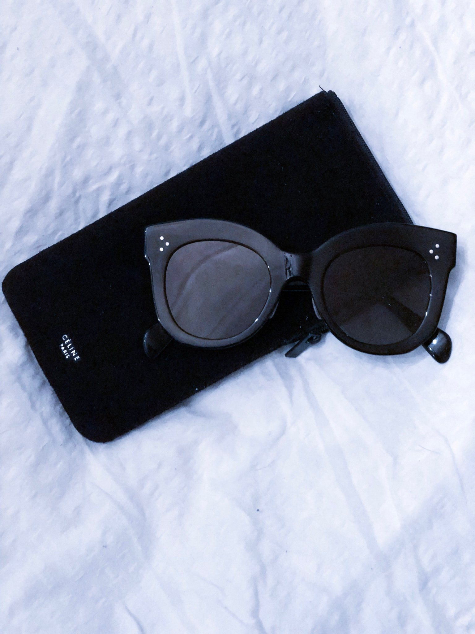 90e82e3f60f Celine solglasögon (338755447) ᐈ Köp på Tradera