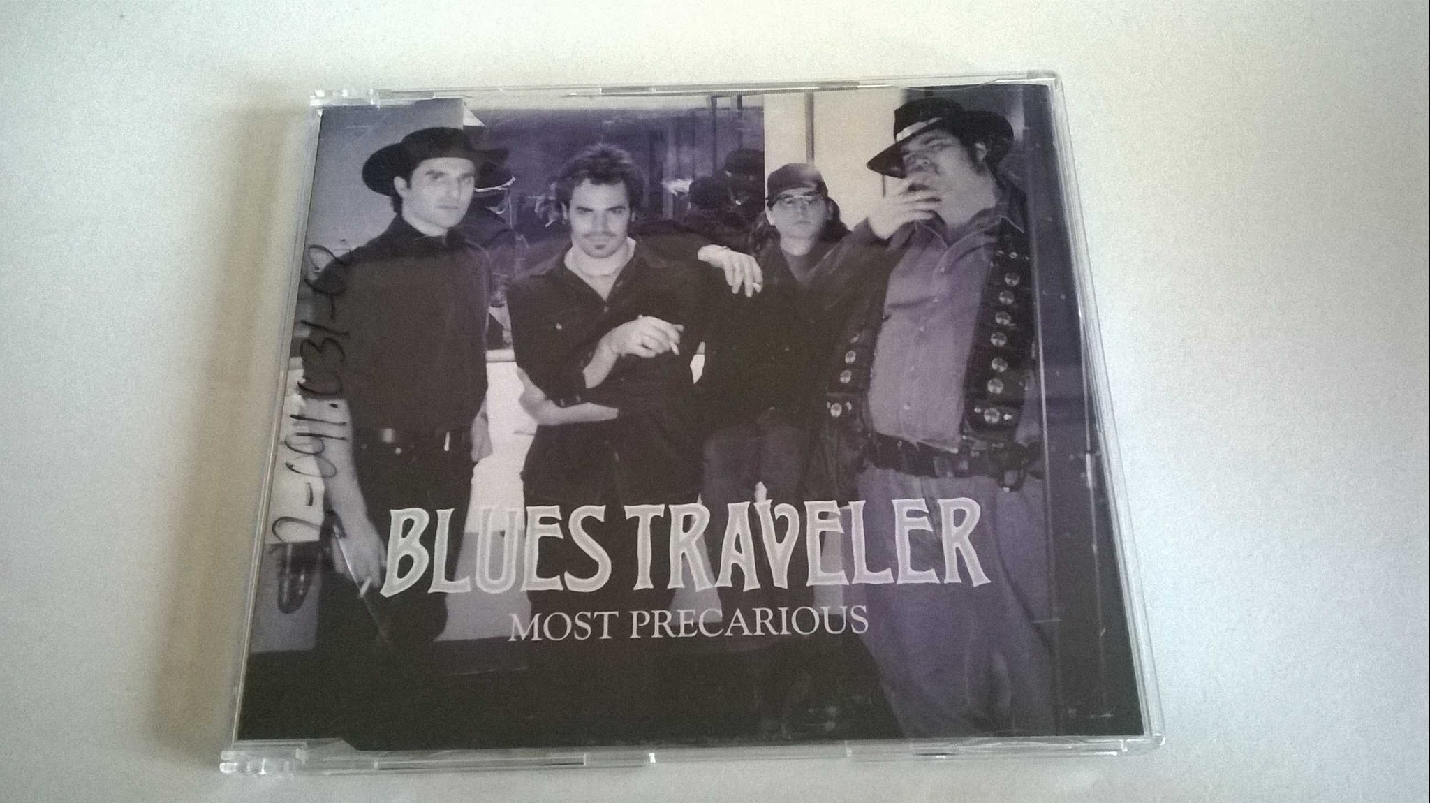 Blues Traveler - Most Precarious, CD