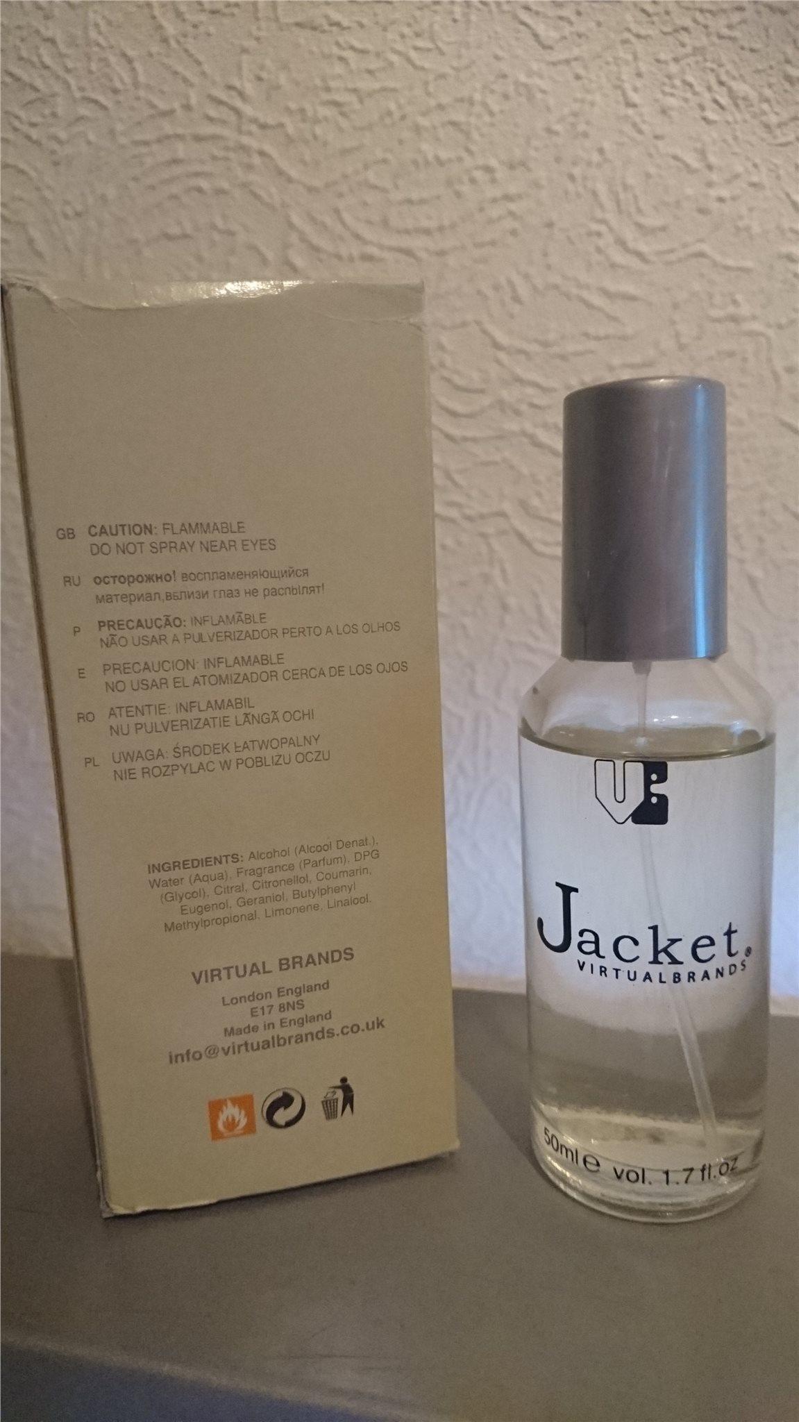 parfym från england