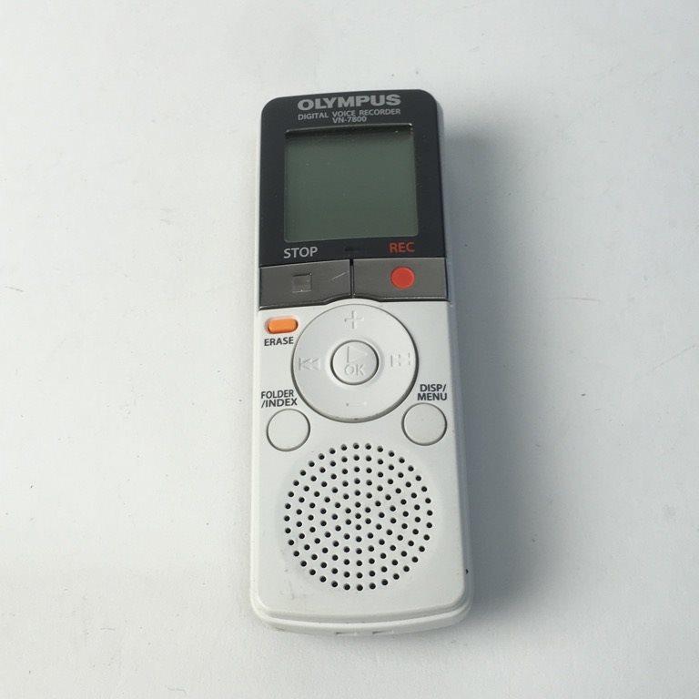 dictaphone olympus vn 7800