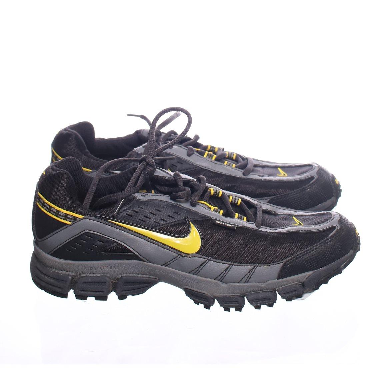 newest 0306e 8c2a5 Nike, Träningsskor, Strl  41, ZOOM AIR, Svart Grå Gul