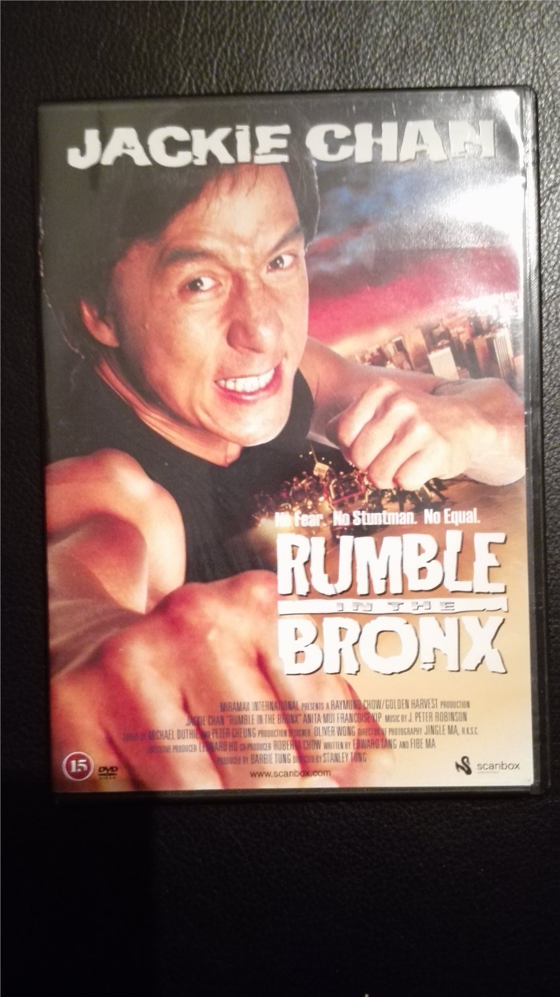 Rumble in the Bronx | Jackie Chan