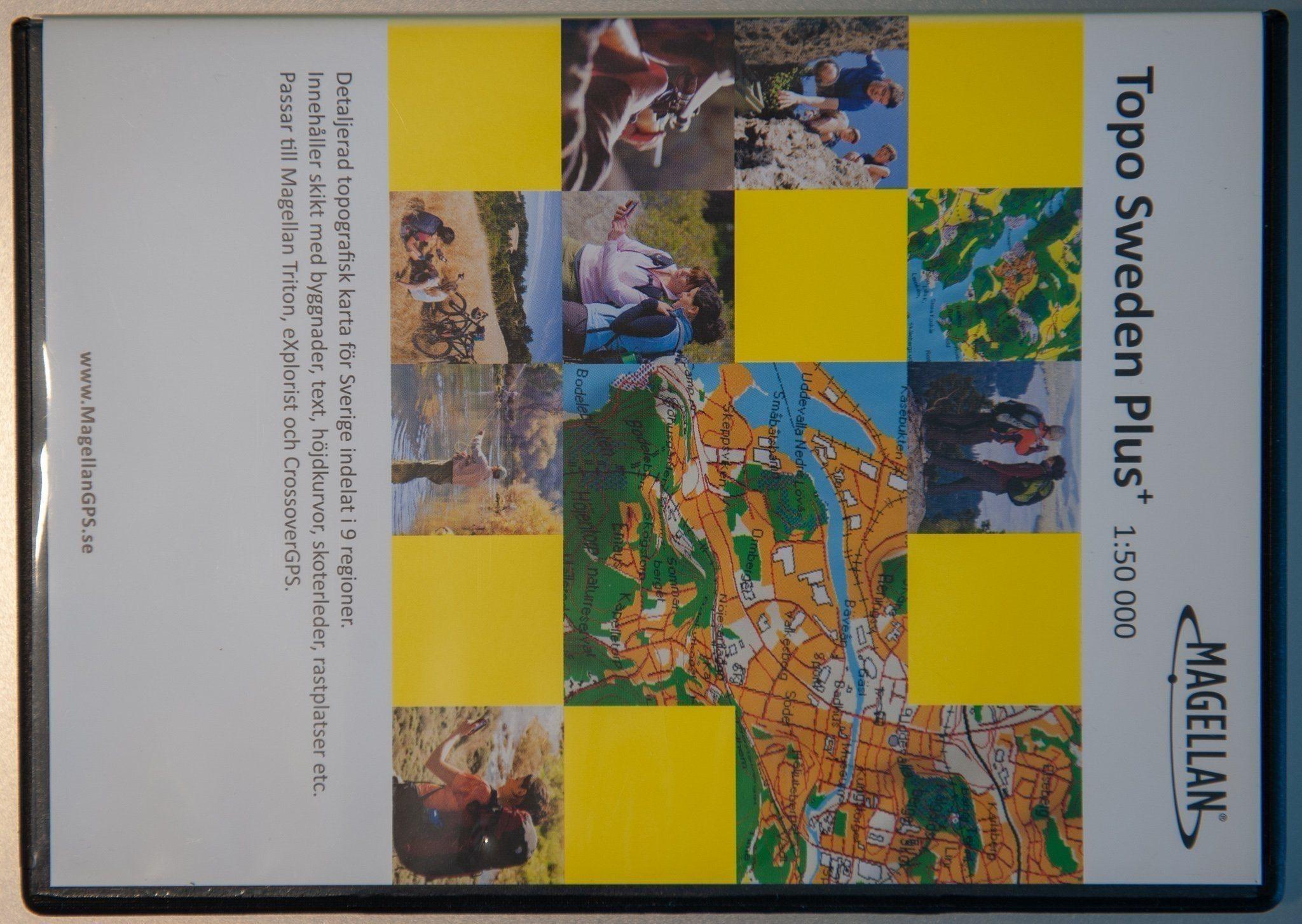 Karta Blekinge Skane.Magellan Topo Sweden Plus Region 9 Halland 343018532 ᐈ Kop