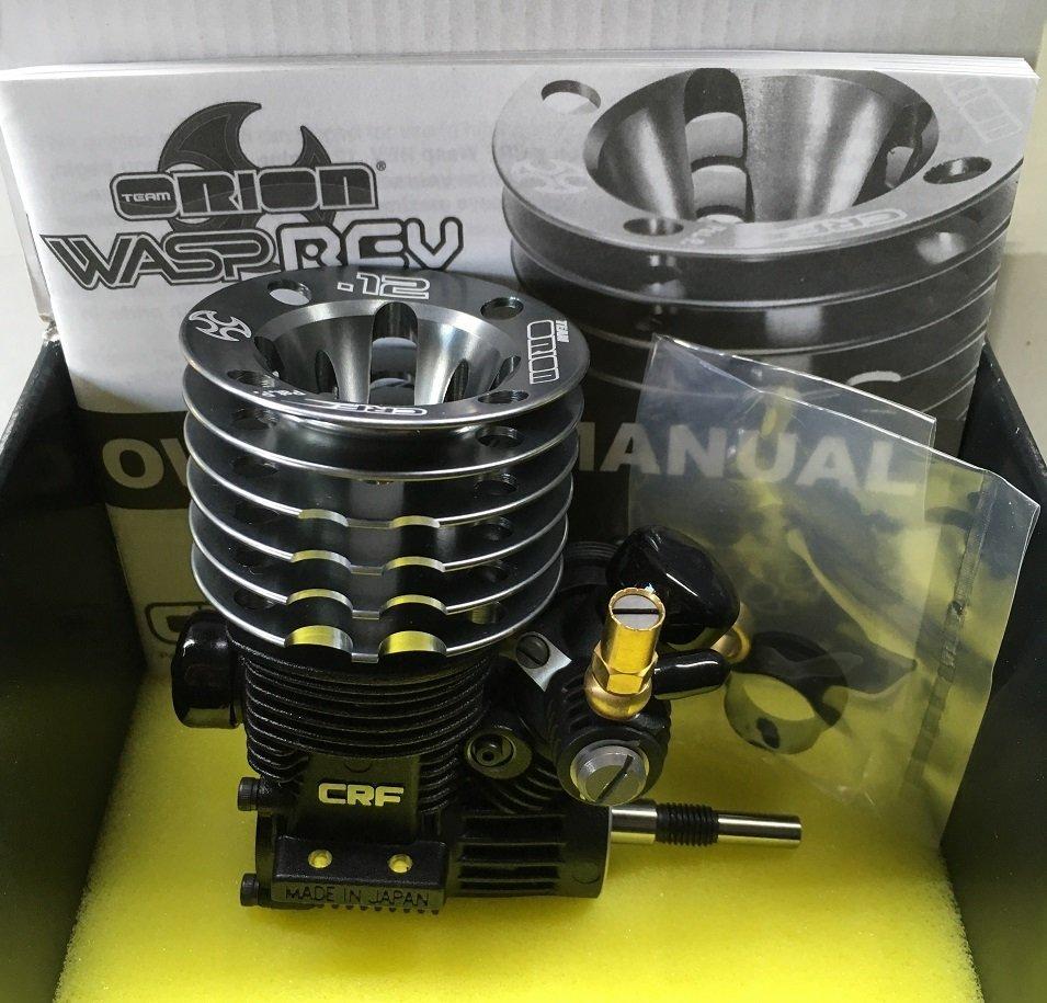 Team Orion motor WASP REV 12 CRF TYPE 2007 med    (351542838