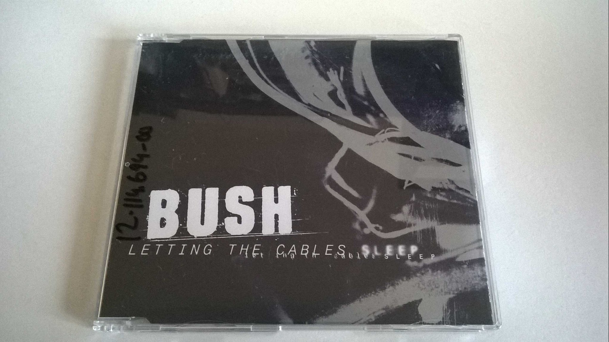 Bush - Letting The Cables Sleep, CD