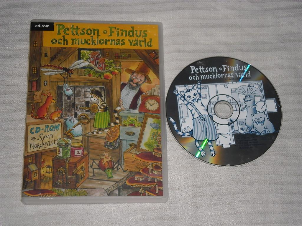 pettson och findus pc spel download