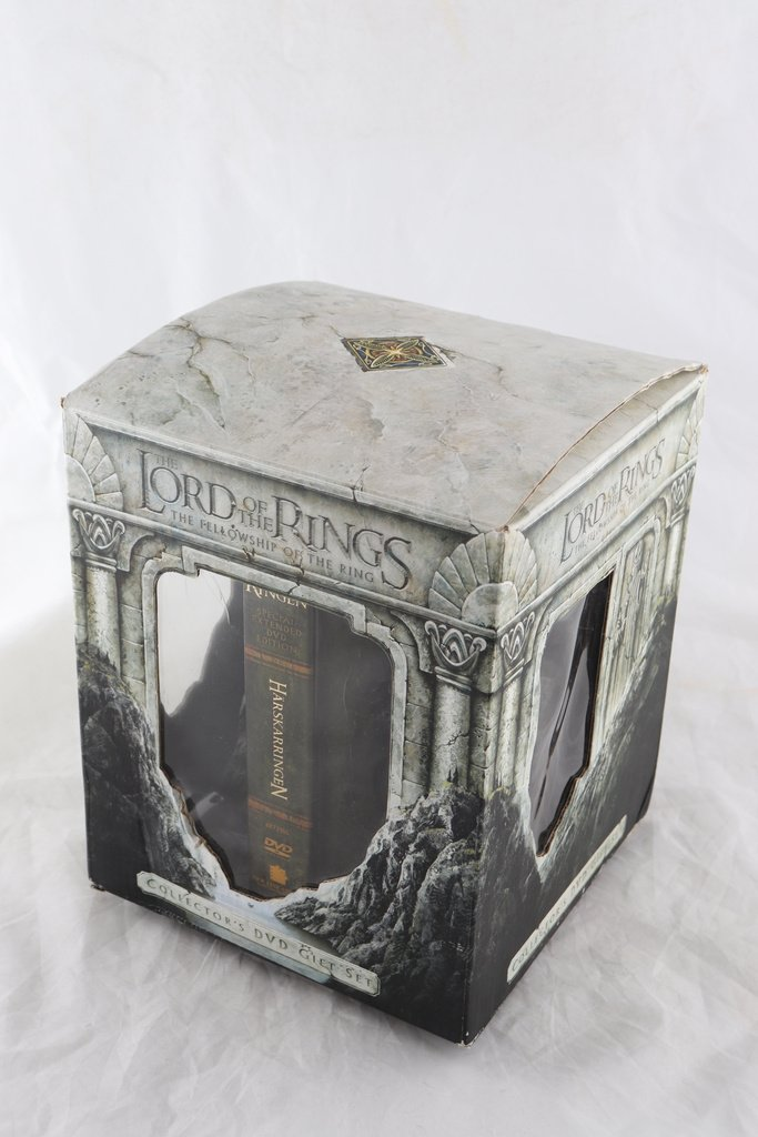 DVD-box, Lord of the Rings, Härskarringen, Collector's DVD Gift Set