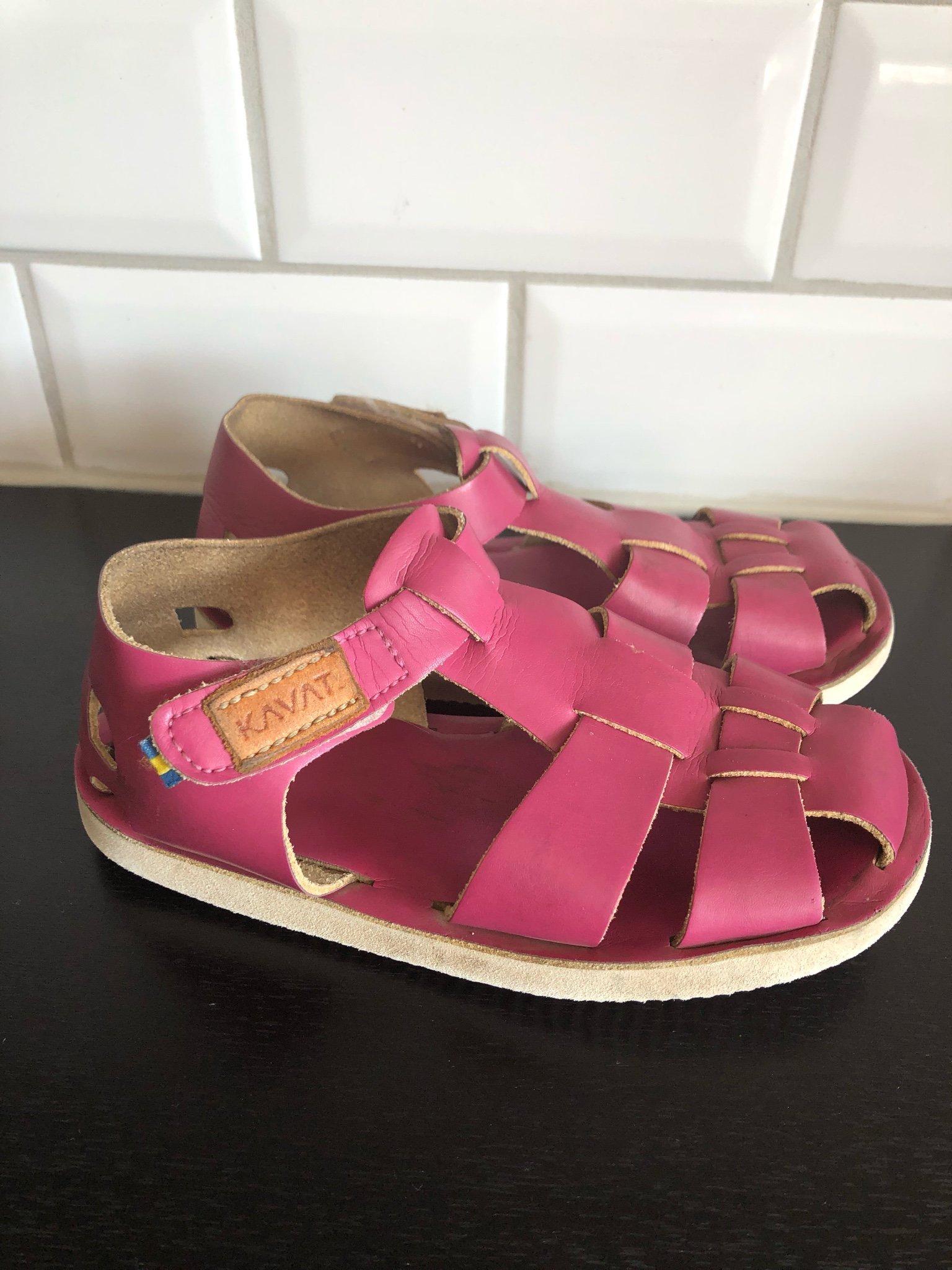 Jättefina Kavat Byske sandaler strl 27 (346463403) ᐈ Köp på
