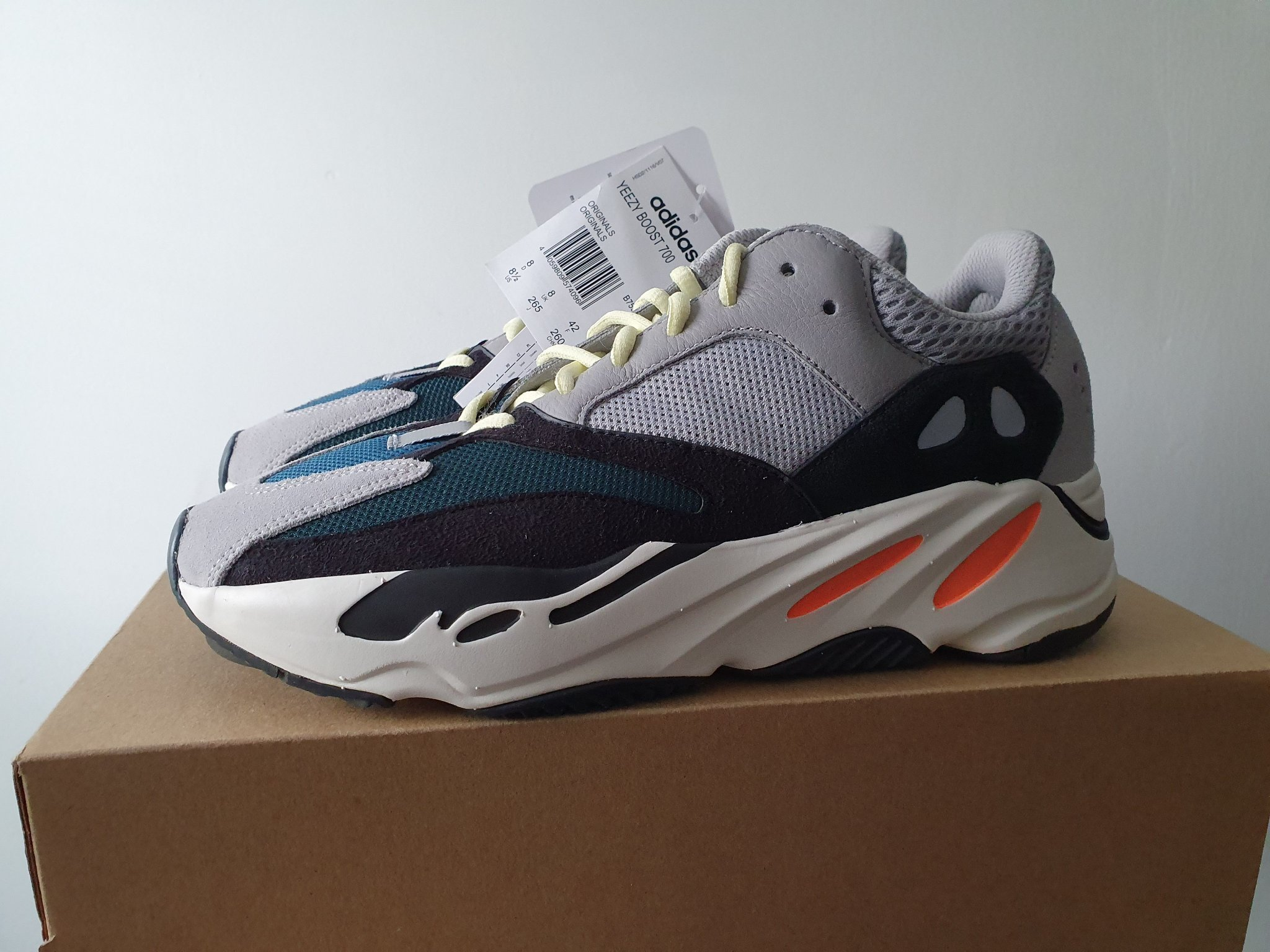 Buy original Adidas Yeezy Boost 700 Wave Runner sneakers