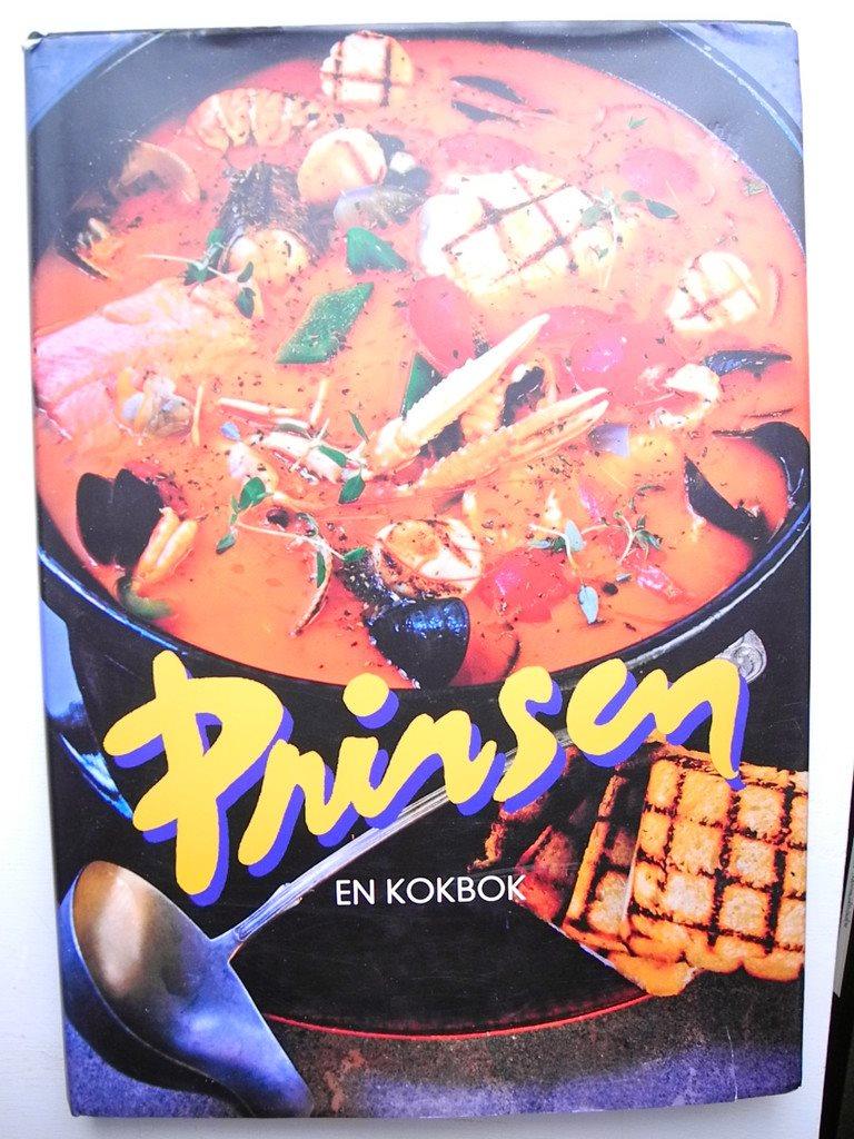 PRINSEN EN KOKBOK Vi har något att berätta... 1997