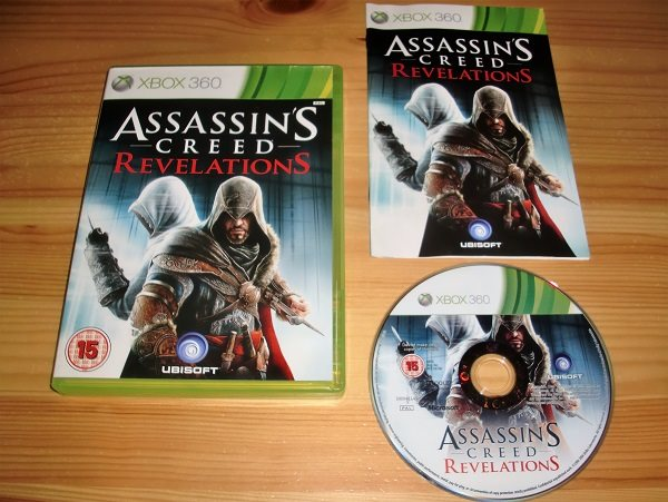 Xbox 360: Assassins Creed Revelations