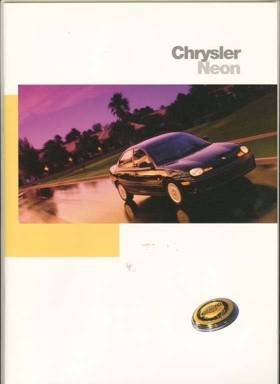 Chrysler Neon (1997).