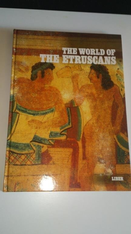 The world of the Etruscans, Liber