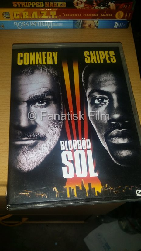 sean connery wesley snipes movie