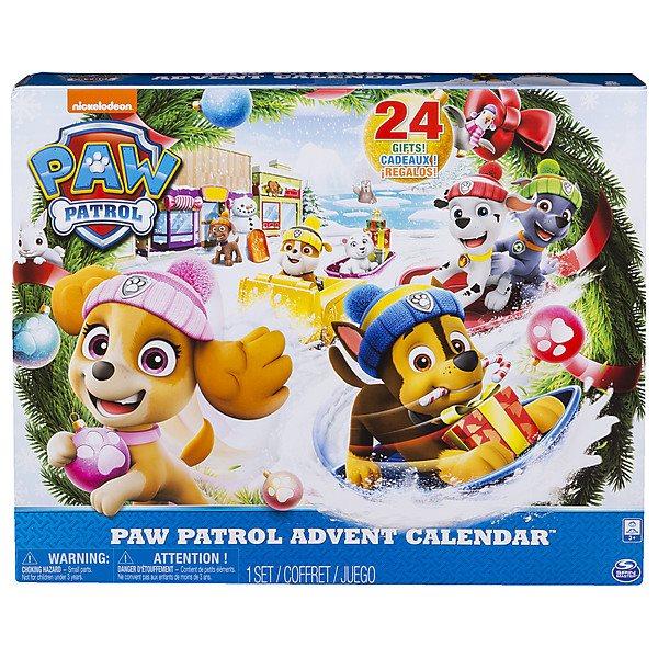 b064e0950371 Paw Patrol Adventskalender (324362315) ᐈ Carsmästaren på Tradera