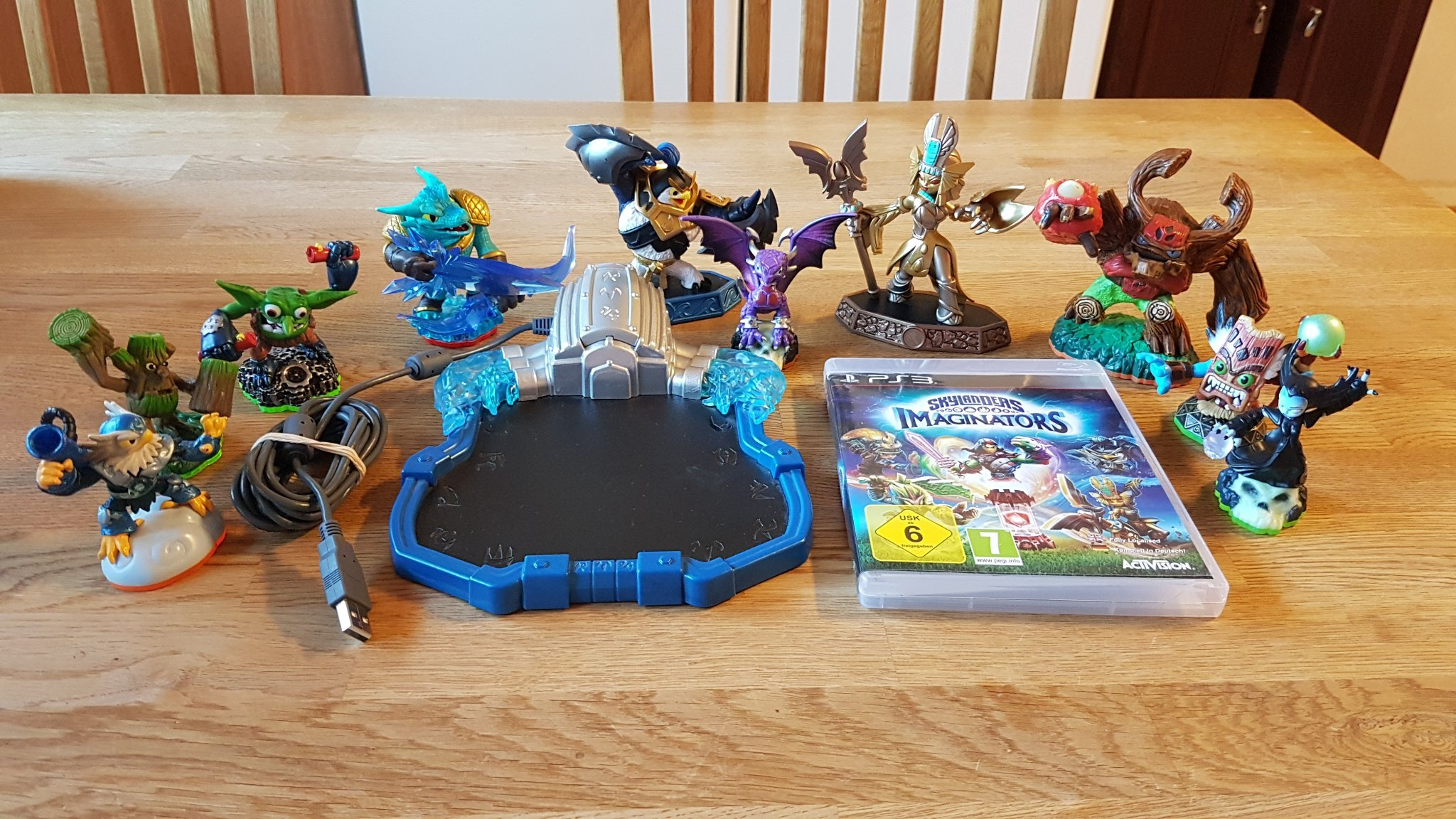 Skylanders Imaginators PAKET - PS3