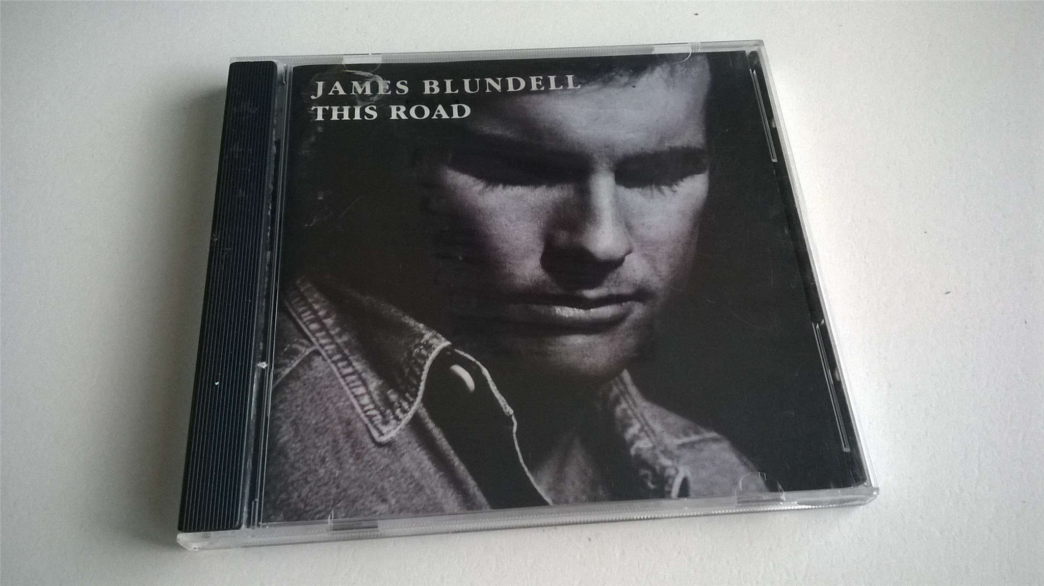 James Blundell - This Road, CD