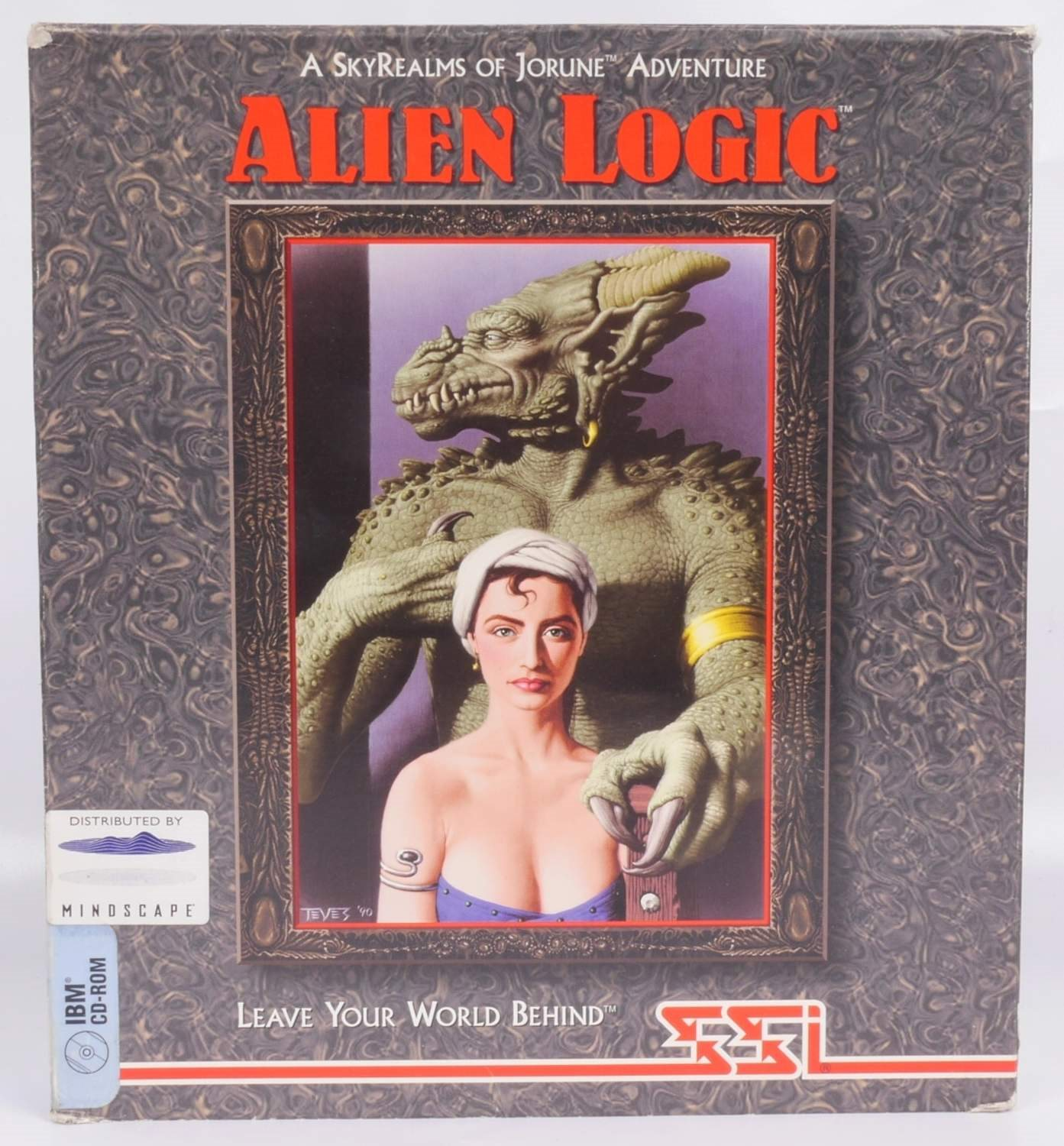 Alien Logic (PC) -