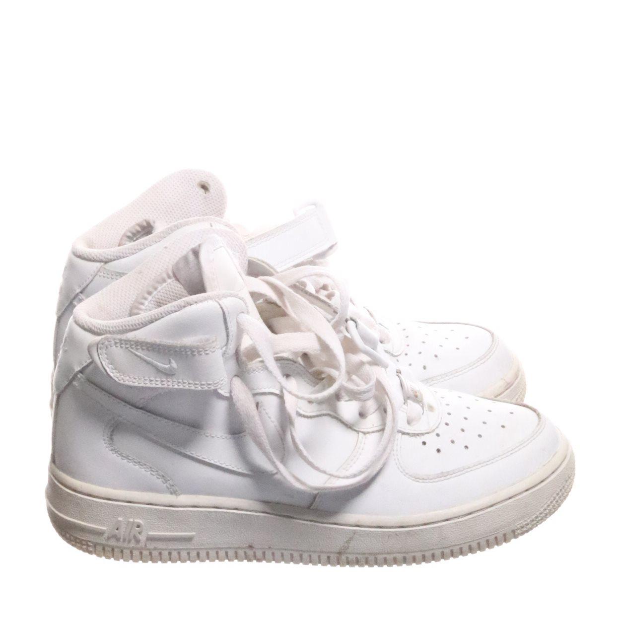 best website 3701a 58915 Nike, Sneakers, Strl  36, Air Force 1, Vit