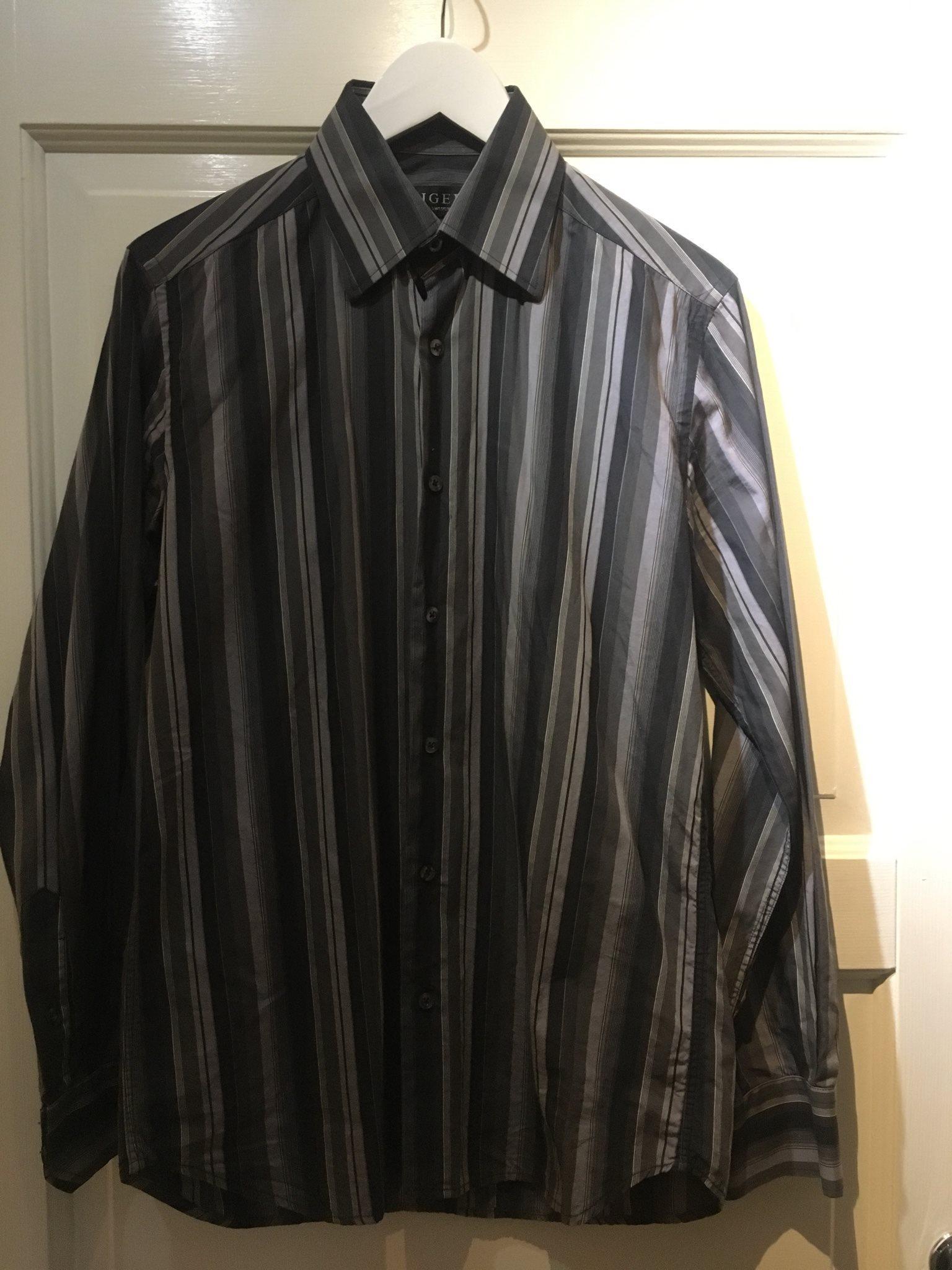 Tiger skjorta storlek 38 (336115396) ᐈ Köp på Tradera 64605f00c8207